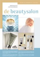 De Beautysalon nr. 6 2014