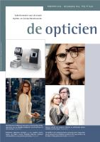 De Opticien nr. 4 2014